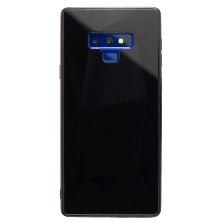 Husa Spate Oglinda Prism Samsung Galaxy Note 9, Negru
