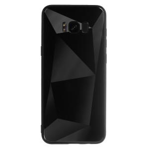 Husa Spate Oglinda Prism Samsung Galaxy S8 Plus, Negru