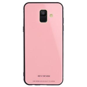 Husa Spate Oglinda Samsung Galaxy A6 2018, Roz
