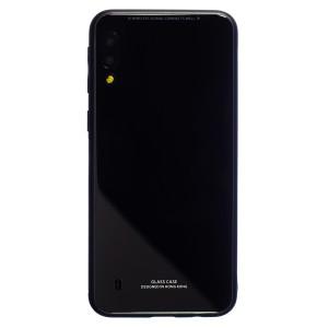 Husa Spate Oglinda Samsung Galaxy M10, Negru