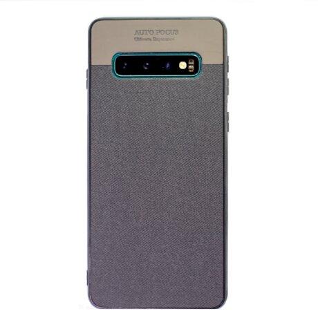 Husa Spate Pentru Samsung Galaxy S10 Negru CTK