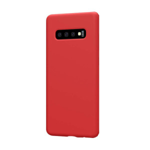 Husa Spate pentru Samsung Galaxy S10 Rosu Fun