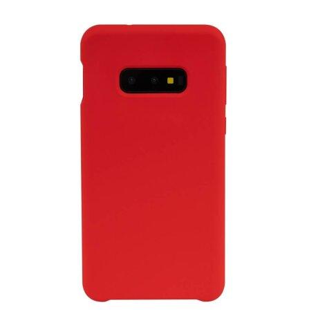 Husa Spate pentru Samsung Galaxy S10E Rosu Fun