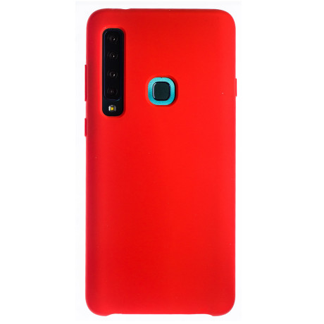 Husa Spate Samsung Galaxy A9 2018, Rosu Fun