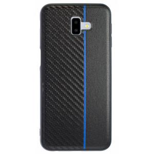 Husa Spate Samsung Galaxy J6 Plus Blue Stripe