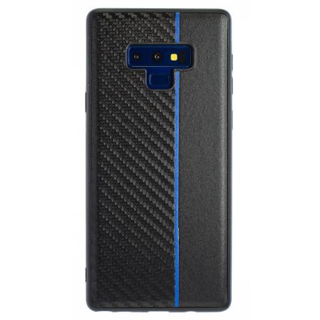 Husa Spate Samsung Galaxy Note 9 Blue Stripe