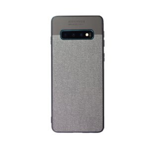 Husa Spate pentru Samsung Galaxy S10 Gri CTK