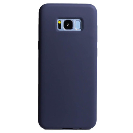 Husa spate Samsung Galaxy S8 Plus, Contakt Fun Albastra