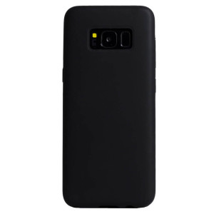 Husa spate Samsung Galaxy S8 Plus, Contakt Fun Neagra