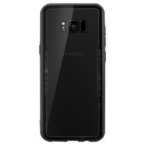 Husa spate Samsung Galaxy S8 Plus, Rama Neagra