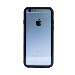 Husa spate sticla iPhone 6/6S iShield Rama Aurie