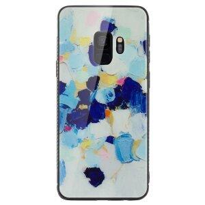 Husa spate sticla Samsung Galaxy S9 Abstract Painting