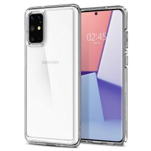 Husa Spigen Ultra Hybrid pt. Samsung Galaxy S20 Crystal Clear