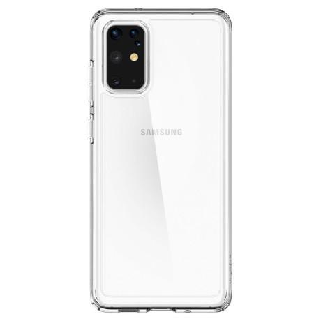 Husa Spigen Ultra Hybrid pt. Samsung Galaxy S20 Plus Crystal Clear