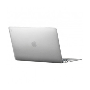 Husa Uniq Claro UNIQ-MP16-HSKPCDOVE pentru Apple Mackbook Pro 16 Inch 1.1mm Transparent