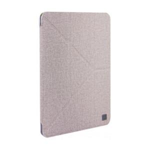 Husa Tableta Uniq Kanvas Plus UNIQ-NPDAGAR-KNVPBEG pentru Apple iPad Air 2019 Bej