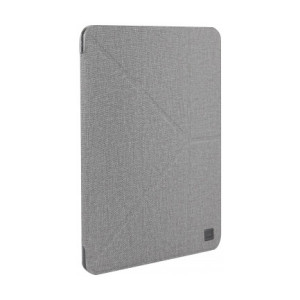 Husa Tableta Uniq Kanvas Plus UNIQ-NPDAGAR-KNVPGRY pentru Apple iPad Mini Gri