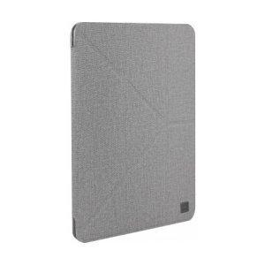 Husa Tableta Uniq Kanvas Plus UNIQ-NPDAGAR-KNVPGRY pentru Apple iPad Mini Gri