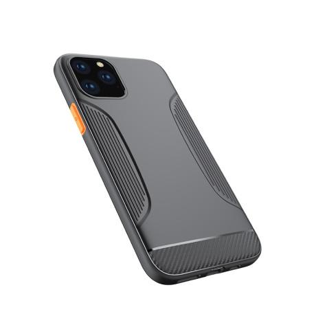 Husa TPU iPhone 11 Pro Max Black Warrior Hoco