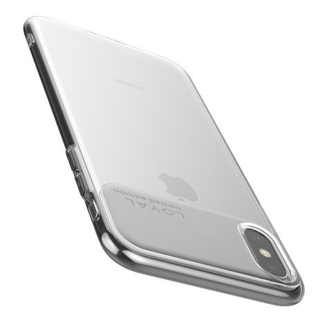Husa TPU iPhone XR Water Rhyme Hoco Transparenta