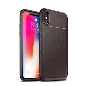 Husa TPU iPhone X/Xs Airbag Case Maro Ipaky