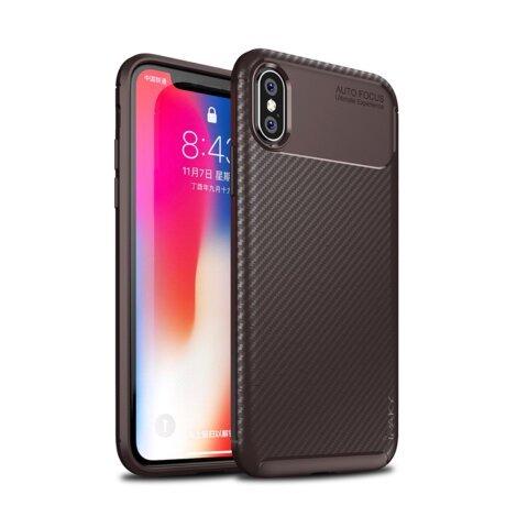 Husa TPU iPhone X/Xs 5.8'' Airbag Case Maro Ipaky