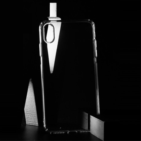 Husa TPU iPhone X/XS Crystal Clear Transparenta WK