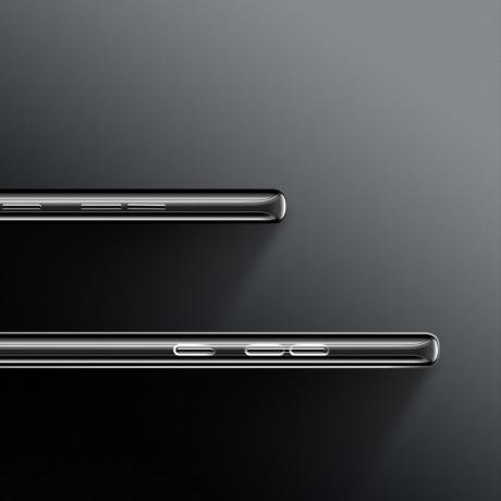 Husa TPU Samsung Galaxy S10 Crystal Clear Hoco