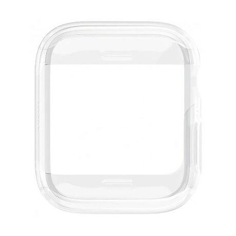 Husa TPU Uniq Garde UNIQ-40MM-GARCLR pentru Apple Watch 4/5 40mm Transparent