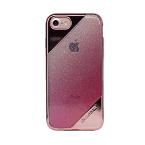 Husa X-doria iPhone 7/8/SE 2 Revel Lux Rose Gold Glitter