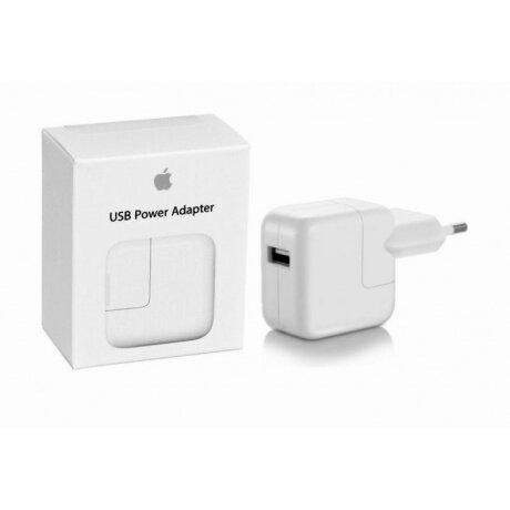 Incarcator Retea Apple Usb 12W Alb