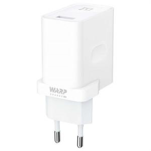 Incarcator Retea OnePlus Warp QC 3.0 1xUsb Alb