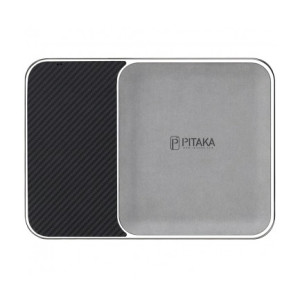 Incarcator Retea Pitaka Wireless Air Tray Obsidian ATR1003 QC 3.0 10W Negru