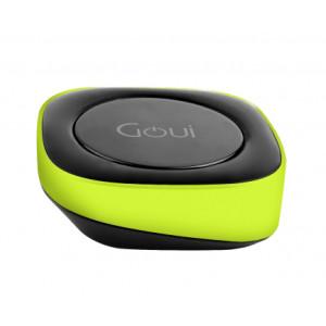 Incarcator Retea Wireless Goui Pad Qi G-WC15WQI-K cu Incarcare Rapida 15W Negru