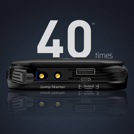 Jump Starter 8000mAH Baseus CRJS01-01