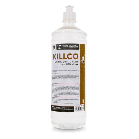 Lotiune igienizanta pentru maini cu 70% alcool - 1L