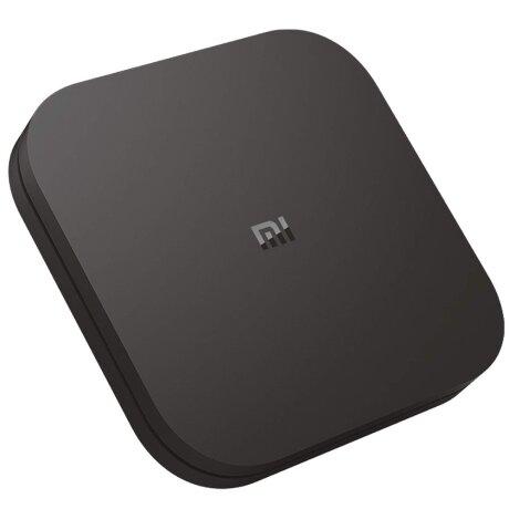 Media player Xiaomi MI BOX S 4K Control Voce Negru