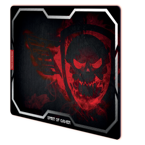 Mouse Pad Spirit of Gamer 43.5x32.3cm Rosu