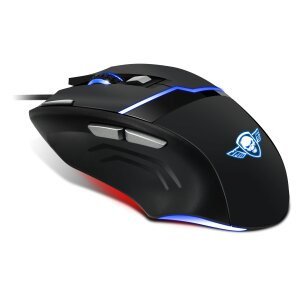 Mouse Gaming Spirit of Gamer M-10 Elite Gaming 4000DPi Optic 7 Butoane Negru