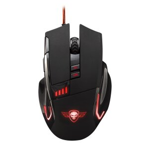 Mouse Gaming Spirit of Gamer Pro-M5 Gaming 3200DPi Optic 8 Butoane Negru