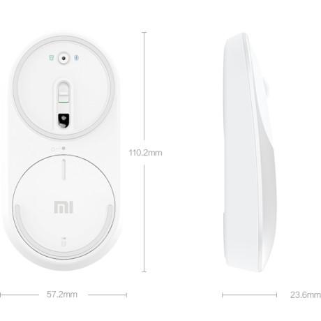 Mouse Wireless Xiaomi 1200 DPi Auriu