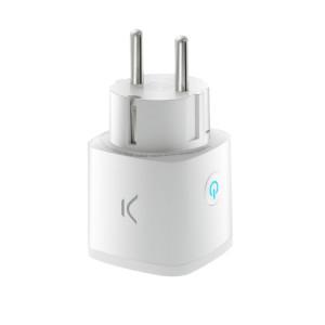 Priza Inteligenta Ksix Mini Wireless 16A Alb
