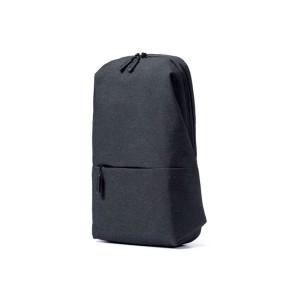 Rucsac Xiaomi Mi Sling Bag City 12 Inch, Gri Inchis