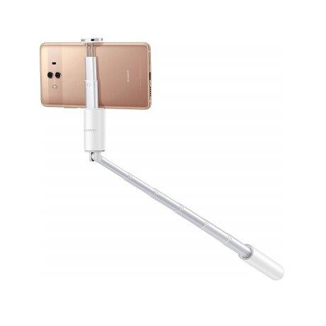 Selfie Stick Huawei CF33 Wireless Fill-in Light Alb