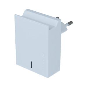Set Incarcator Retea Swissten Smart IC 2xUSB 3A+Cablu Date Micro Usb 1.2m Alb