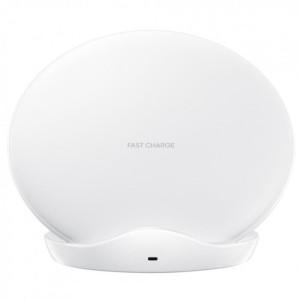 Set Incarcator Wireless Samsung cu Incarcator Retea EP-N5100TWEGWW 9V Alb