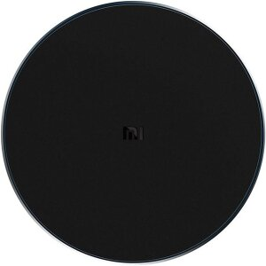 Stand Birou Xiaomi Mi cu Incarcare Wireless QC 3.0 10W Negru