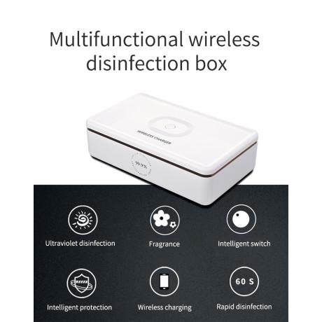 Sterilizator multifunctional cu incarcator wireless