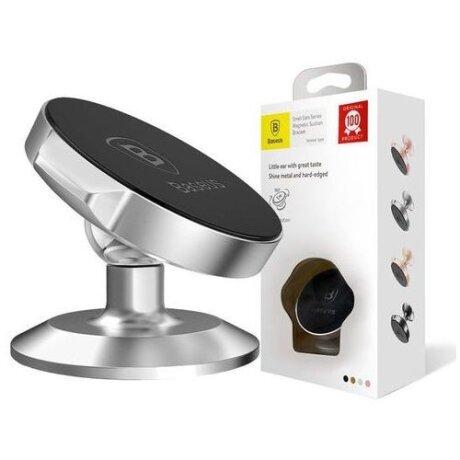 Suport Auto Baseus Ears Magnetic  Argintiu