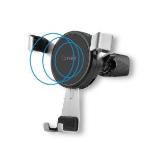 Suport Auto Fonex Wireless 10W Negru